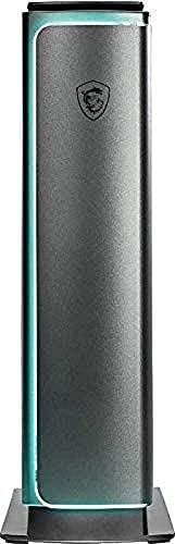 MSI Creator P100A 10SC-410EU Desktop-PC (Intel Core i7-10700, 8 GB x 2 RAM, 1 TB SSD, RTX 2060 Ventus XS 6G 6 GB DDR4, Windows 10 Pro) schwarz