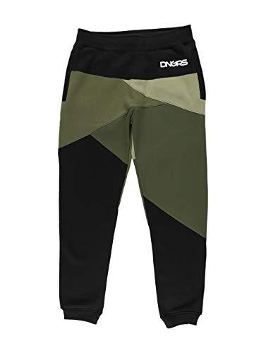 Dangerous DNGRS Locotay Herren Jogginghose Sweat Pants Baggy Olive 3XL