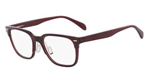 Marchon M-5802, Injected - Gafas de Sol Burgundy Unisex para Adulto, Multicolor, estándar