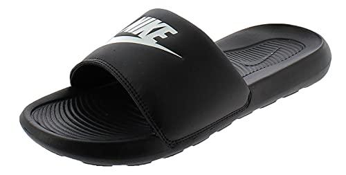 Nike Victori One Slide, Scarpe Uomo, Black/White-Black, 44 EU