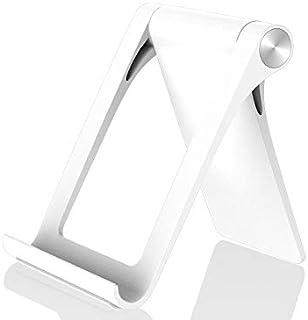 【2019進化版】スマホスタンド Sandra ling携帯電話スタンド 卓上 for iPhone XS/XS Max/XR/X スタンド 折りたたみ式 角度調整可能 3.5~11インチの Phone Androidスマホ タブレットに適用 スマホホルダー