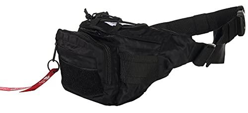 Alpha Industries Tactical Waist Bag Black