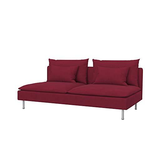 Soferia - Funda de Repuesto para IKEA SÖDERHAMN de 3 Asientos
