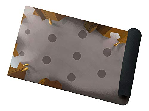 BoardGame Catacombs Conquest Lenores Cave Playmat