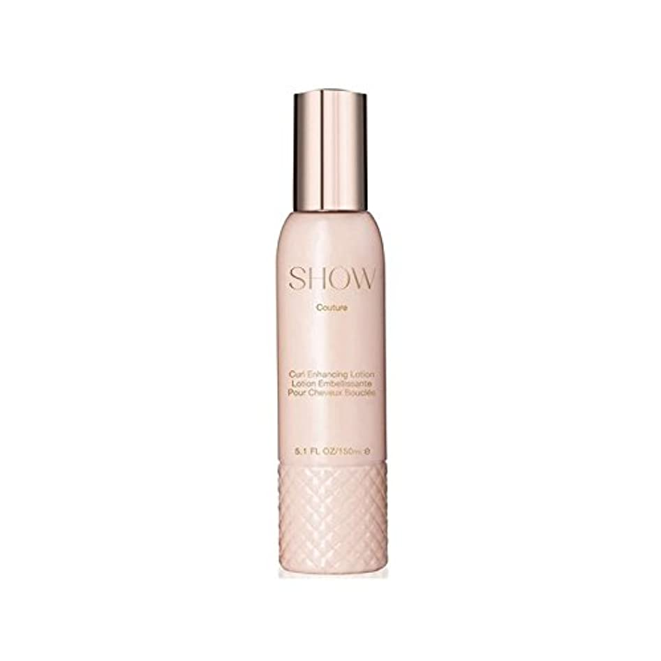 摂氏度デコラティブジョージエリオットShow Beauty Couture Curl Enhancing Lotion (150ml) (Pack of 6) - ショーの美しクチュールカール強化ローション(150ミリリットル) x6 [並行輸入品]