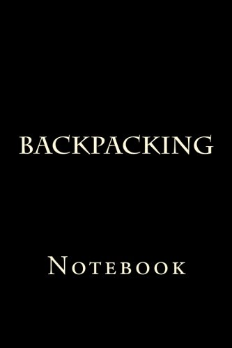 Backpacking: Notebook