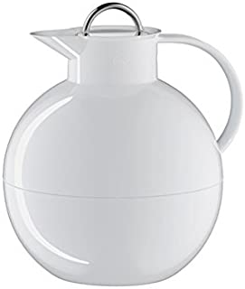 alfi 0105011094 Kugel Thermos Coffee Pot 25 Years 0.94 l White