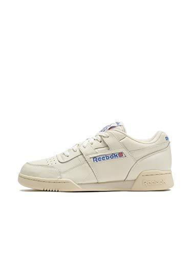 Reebok Herren Sneakers Workout Plus 1987 TV weiß 39