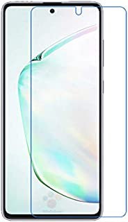 For Samsung Galaxy Note 10 Lite, Ultra slim HD 2.5D Pro-Fit Premium Tempered Glass Screen Protector-Transparent For Samsun...