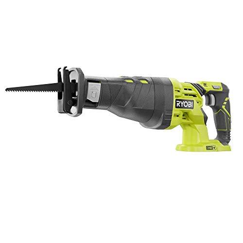 Ryobi P516 18-Volt ONE+ Variable Speed 2900 SPM Cordless Reciprocating Saw (Tool-Only) (Non-Retail Packaging)