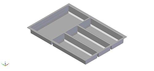 Besteckeinsatz Move 45 cm Kunststoff