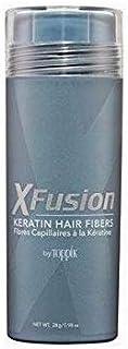 Keratin Hair Fibers Economy Size 0.99OZ/28G (MEDIUM BROWN)