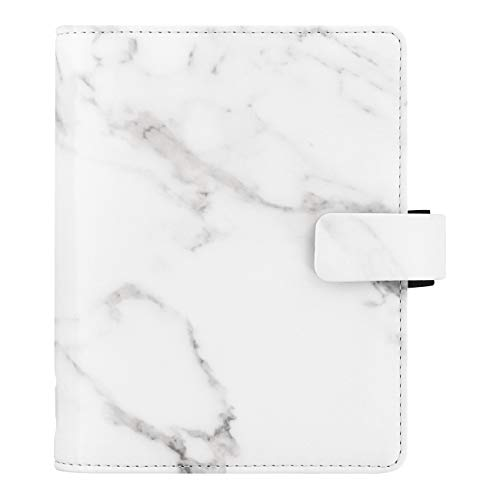 Filofax 2020 Pocket Organizer, Patterns Marble, 4.75 x 3.25 inches (C028705-20)