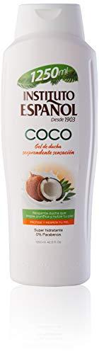 Gel de Baño de Coco - Instituto Español 1250 ML
