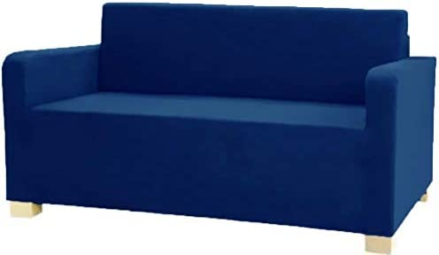 Best HomeTown Market The Solsta Sofa Cover, Durable Cotton, is Custom Made to Fit IKEA Solsta Sofa Bed As