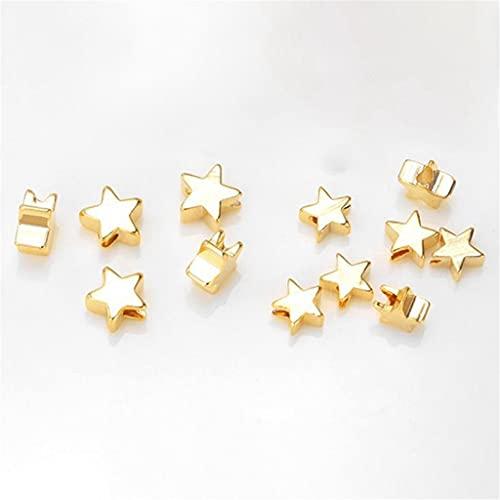 Yousiju Pendientes de joyería Collar Pulseras Brazaletes Hacienda Fabricación de alicates Silver Bead Wire Jewelry Repair Starter Kit