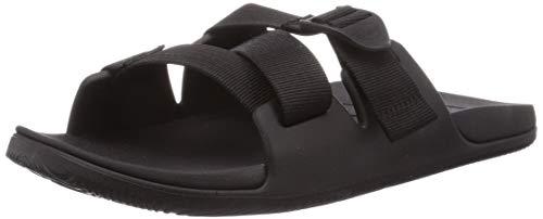 Chaco Men's CHILLOS Slide Sandal, Black, 12