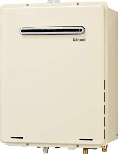 Rinnai[リンナイ] ガス給湯器 RUF-A2005SAW(B) ガスふろ給湯器 設置フリータイプ 20号 ふろ機能:セミオート 接続口径:20A 設置:標準 品名コード:24-0508 ガス種:プロパンガス(LPG)
