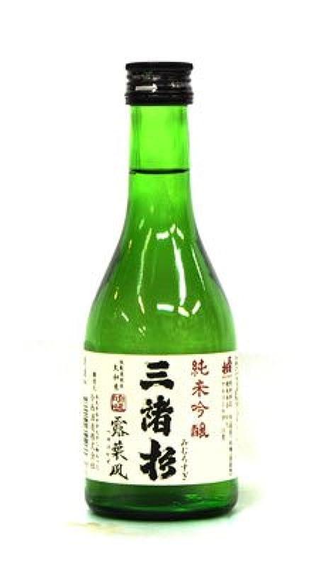 カスケード皮稚魚三諸杉 純米吟醸 300ml
