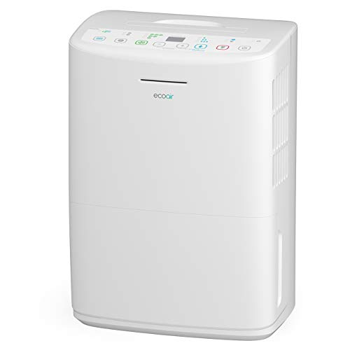 EcoAir Arion 26L Powerful Ultra Low Energy Efficient Dehumidifier