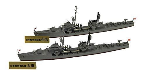 ピットロード 1/700 スカイウェーブシリーズ 日本海軍 海防艦 大東・生名 プラモデル SPW67