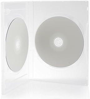 Dragon Trading® - Estuche para DVD/CD/BLU RAY (10 unidades)