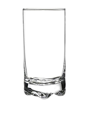 Iittala Gaissa 2 Biergläser, Glas, Transparent, 16 x 9 x 16 cm