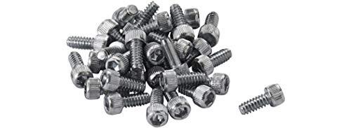 Reverse Pedal Pin Set Stahl, für Escape Pro und Black One silberfarben