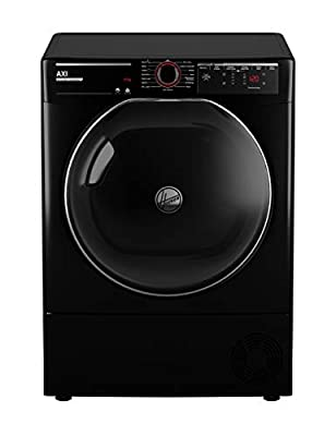 Hoover Freestanding AXI ATD C10TKEBX-80 Condenser Tumble Dryer with NFC and Wi-Fi, 10kg Load, B Energy Rating, Bl