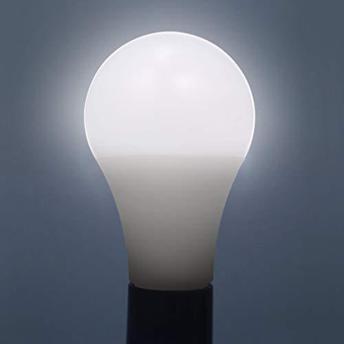 Lixada 12W LED radar-magnetron-bewegingssensor gloeilamp-schemering, om E27 fitting geactiveerde veiligheidslamp 120W gelijkwaardig aan tuin-veranda garagekeldergang wandkast