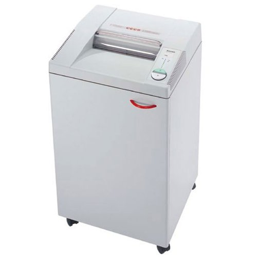 New MBM Destroyit 3104 Cross Cut Deskside Level P-4 Paper Shredder