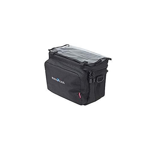 KlickFix Daypack Stuurtas, Black, 8 L