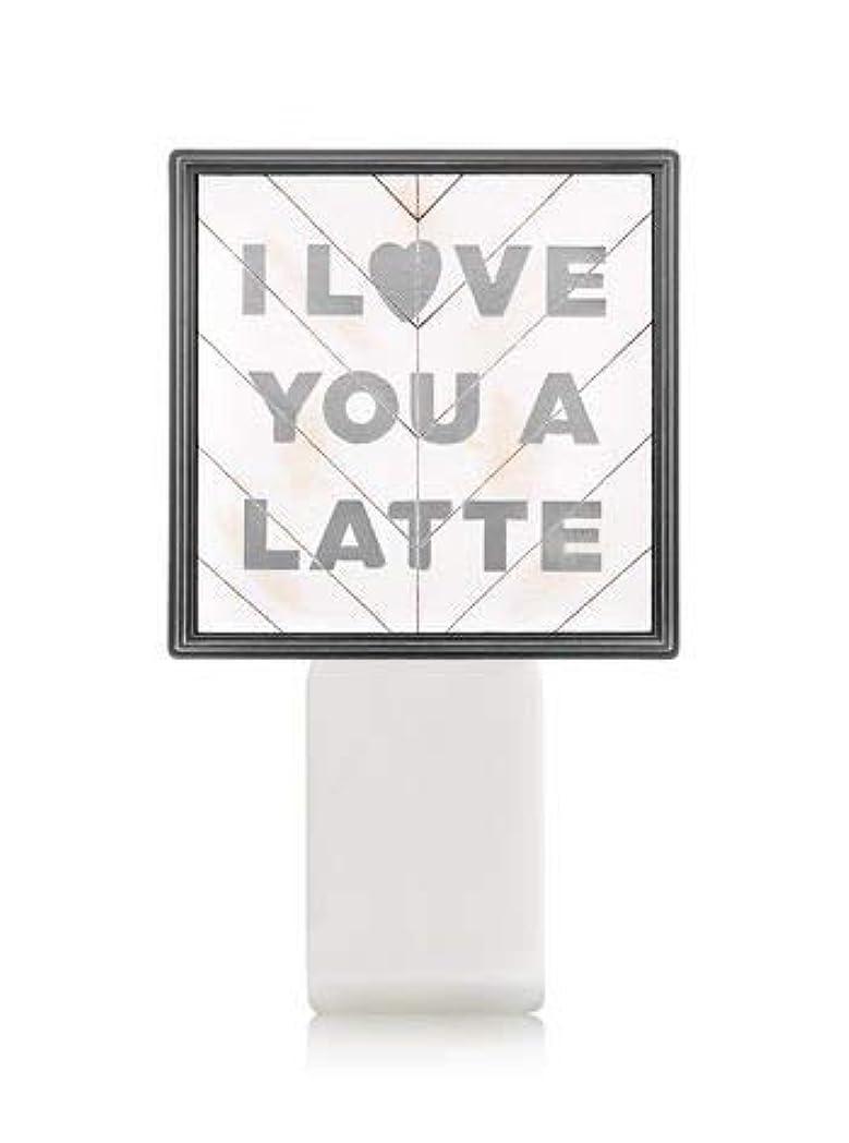 動揺させる定義する計算する【Bath&Body Works/バス&ボディワークス】 ルームフレグランス プラグインスターター (本体のみ) アイラブユー Wallflowers Fragrance Plug I Love You a Latte [並行輸入品]