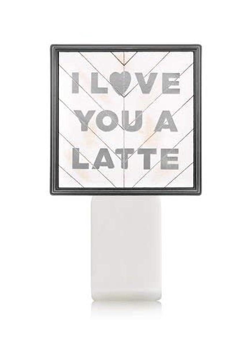 道路を作るプロセスイル等々【Bath&Body Works/バス&ボディワークス】 ルームフレグランス プラグインスターター (本体のみ) アイラブユー Wallflowers Fragrance Plug I Love You a Latte [並行輸入品]