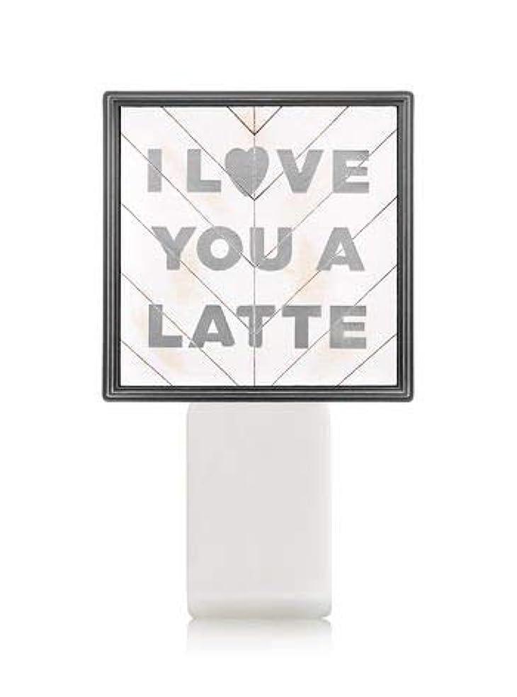 狼子供時代ケーブル【Bath&Body Works/バス&ボディワークス】 ルームフレグランス プラグインスターター (本体のみ) アイラブユー Wallflowers Fragrance Plug I Love You a Latte [並行輸入品]