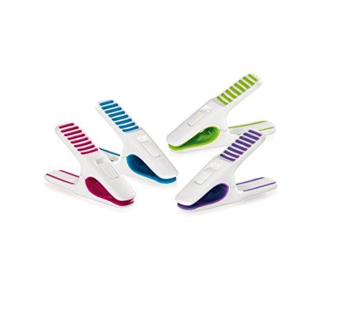 Tescoma 900720 Cleankit Mollette per Bucato senza Cestino, Multicolore, 7 x 4 cm, 1 Pezzo
