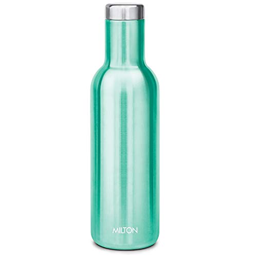 Milton Charm-800 Stainless Steel Bottle, 780ml, Green