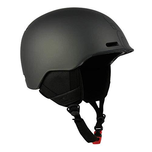 Indigo O'Neill Helm Core | Schwarz | Ski & Snowboard Helm (Schwarz, M | 54-58 cm)