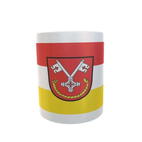 U24 Tasse Kaffeebecher Mug Cup Flagge Allershausen
