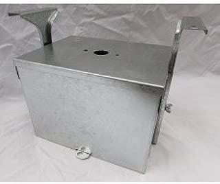 West Texas Feeders Control Box Only w/T Brackets Galvanized CB1G