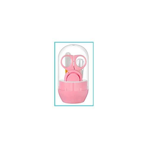 BOROK Removedor de Piel Seca Seca para cutículas portátil Toe Nail Pedicure Knife Care Kit de Cuidado de pies Raspador de pies Dead Tool Set,Kit de Recorte para uñas Durability Baby Set de manicura