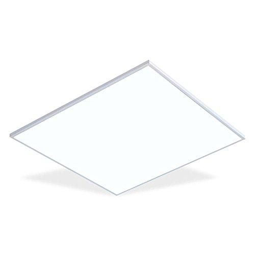 LED Panel Einbau, MARIA, 50W, PHILIPS CertaDrive, Active Pure Tageslicht, 620x620mm, LED Bürolampe für Odenwalddecke, Rasterleuchten, Einlegeleuchte, Büroleuchten