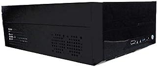 APEVIA X-FIT-200 Mini ITX HTPC Case, 2 x USB2.0/2 x HD Audio/ 1 x eSATA, w/Flex 250W PSU