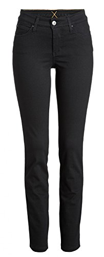 MAC Dream Skinny Damen Jeans Hose 0355l540290 , Farbe:D999 black black;Größe:W36/L30