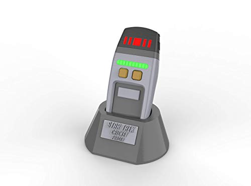 Type 1 Cricket Phaser - Star Trek - Cosplay - 3D gedruckt mit LEDs