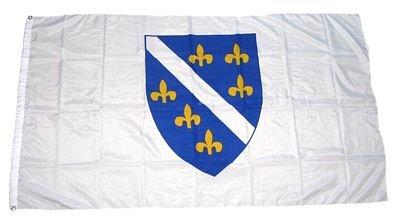 Fahne / Flagge Bosnien alt NEU 90 x 150 cm Flaggen