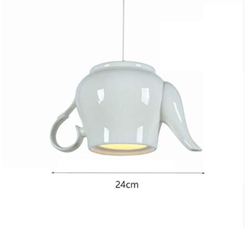 Lampen Pendelleuchte Deckenlampe Hängelampe Kronleuchter Moderne Nordic Keramik Led Pendelleuchten Teetasse Teekanne Hängelampe Leuchte Esszimmer Küche Leuchten