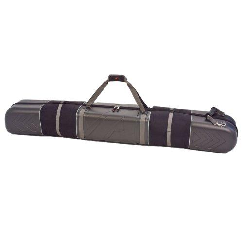 Athalon Molded Wheeling Multi/Snowboard 190cm Bag (Black)