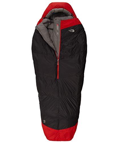 The North Face Erwachsene Inferno-40f/-40c Schlafsack, Grau/asphlgr/Cntnlrd, 40 x 45 x 24 cm