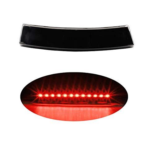 High Mount LED Third 3rd Brake Light, Rear Roof Center Mount Stop Tail Lamp for...